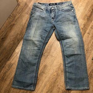 Men's seven7 jeans straight fit